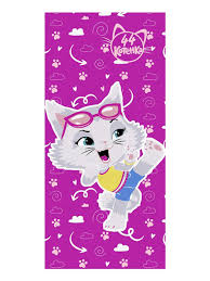 """<b>Махровое полотенце</b> 44 Котёнка """"Миледи"""" Браво Кидс 10441568 ..."""