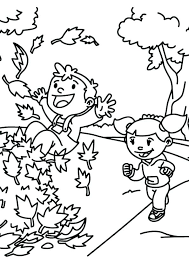 autumn leaves coloring pages free of fall pictures printable autumn leaves coloring pages