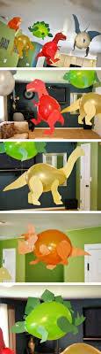 9 ideias de brincadeiras para crianas que amam dinossauros. Diy Dinosaur Party  DecorationsDinosaur ...
