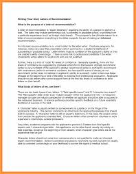 4 5 Letter Of Recommendation From Employer Samplenotary Com