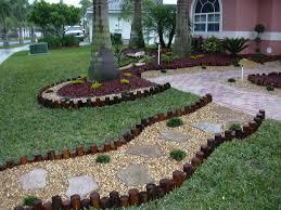 Front Yard Landscape Design Plans Free Garden Design With Landscape Planning Stock Photos Images