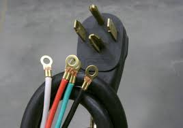how to change a prong dryer cord and plug to a prong dengarden example four prong dryer cord