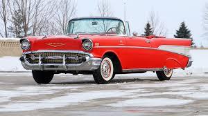 1957 Chevrolet Bel Air Convertible | S135.1 | Kissimmee 2016