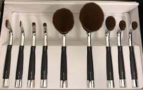 artis makeup brushes fluenta collection