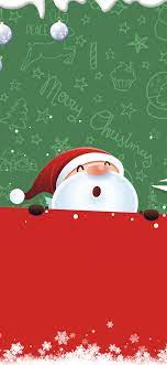 Green Christmas Wallpaper Iphone ...