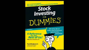 stock investing for dummies cd part