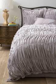 Nimbus Bedroom Furniture Nimbus Jersey Duvet Cover Grey Anthropologie