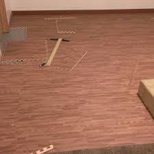 Square wood floor tiles Decorative Rubberflooringinc Customer Bmtainfo Premium Soft Wood Tiles Interlocking Foam Mats