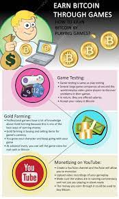 Developed by zapak games, crypto ballz is a casual mining arcade game that rewards players in bitcoin and many other coins, such as litecoin and ethereum. Games That Earn You Bitcoin How To Earn Free Bitcoins By Completing Tasks On Websites
