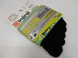 Injinji Liner Socks Size Chart Details About Injinji Toe Socks Womens Run Lightweight Mini Crew Fern Size Xs S