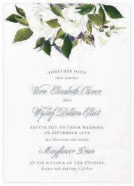 Wedding Invitation Template Wedding Invitations Match Your Color Style Free