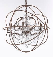 chandelier lamp shades s senses fail iron orb black ceiling fans tree ornaments fan kit j10