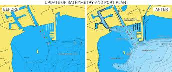 Canandaigua Lake Bathymetry And Other Improvements