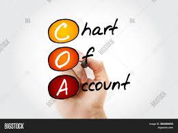 Coa Chart Account Image Photo Free Trial Bigstock