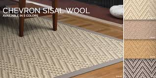 chevron sisal wool rugs