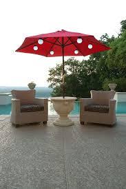 Globe Umbrella Lights Amazon Com Patio Living Concepts 08060 6 Globe Bright White