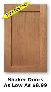 innovative unfinished kitchen cabinet doors with unfinished oak