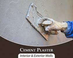 cement plaster all you need to know
