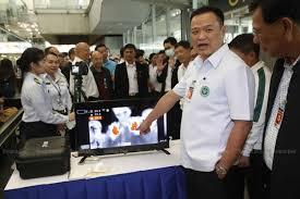 Coronavirus-infected Chinese tourist being treated in Thailand