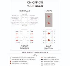 on off on led switch red leds rocker switch pros on off on led switch carling vjd2 uccb rocker switch wiring diagram