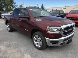 New 2019 RAM All-New 1500 Big Horn/Lone Star Crew Cab in Gouverneur ...