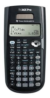 texas instruments ti 36x pro engineering scientific calculator