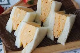 厚 焼き 玉子 サンド