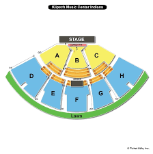 Ruoff Home Mortgage Music Center Noblesville In Seating