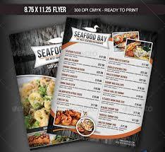 Printable Food Menu Template 19 Download In Pdf Psd Word Eps