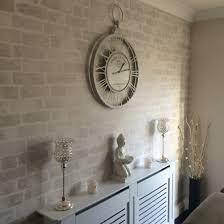 Next Bedroom Wallpaper 1500 Brick Wallpaper Love This Think It Will Brighten The Room Up