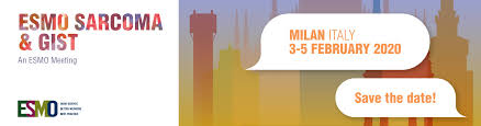 Esmo Sarcoma Gist 2020 Oncology Conference Europe Esmo