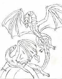Printable Coloring Pages Of Realistic Dragons New Lovely Dragon
