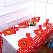 polka dot table cloth polka dot plastic table cloth kids birthday party decoration baby shower polka dot table cloth polka dot plastic