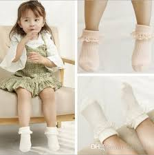 Baby girl dress socks