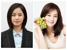 south korean actresses chae bin before and after makeup lin malam
