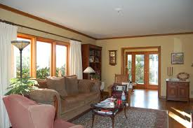 Painting Living Room Walls Two Colors Combination Of Two Paint Color For A Living Room Home Combo