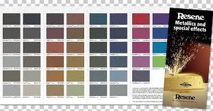 Metallic Paint Color Chart Metallic Color Png Clipart Apl