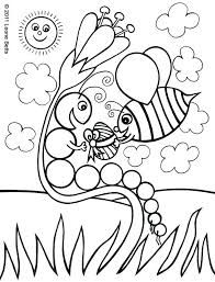 Childrens Printable Coloring Pages Colouring Free Kids In Pictures