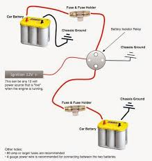 marine dual battery switch wiring diagram marine dual battery system wiring diagram wiring diagram and hernes on marine dual battery switch wiring diagram