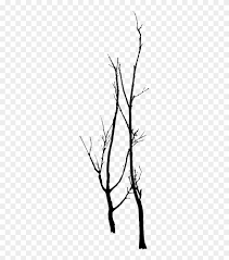 Clip Art Free Stock Architecture Vector Tree Outline Dead Tree