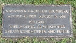 Agustina Castillo Blumberg (1923-2011) - Find A Grave Memorial