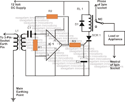 how to make a homemade earth leakage circuit breaker elcb unit elcb circuit using relay