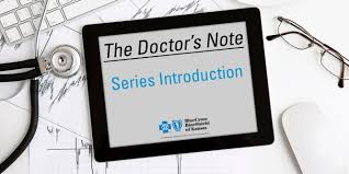 Bcbsks Blog The Doctors Note
