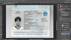 - Passport Documents Novelty Norwegian Best