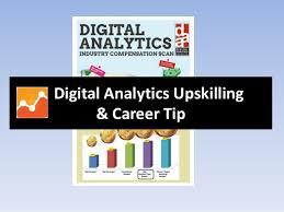Digital Analytics Upskilling Career Tips