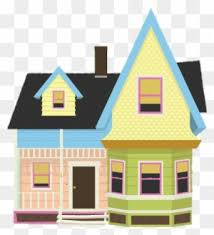 Create a page for a celebrity, band or business. House Home Colorful Drawing Fanart Pixar Movie Up Cute Printable House From Up Free Transparent Png Clipart Images Download
