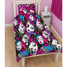 Beauteous Monster High Bedroom Sets At Boys And Girls Disney And ...