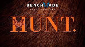 Специализированная коллекция ножей <b>Benchmade HUNT</b>