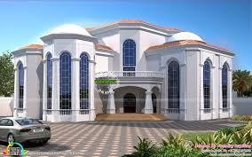 1600x1000 big house 3d plan and drawing with 2 floors house design and