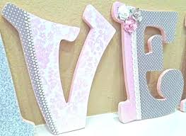 wooden letter design ideas wooden letter designs baby nursery decor awesome design letters for ideas decorating